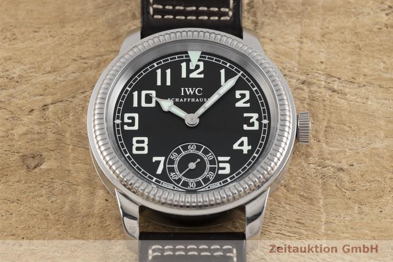 gebrauchte Luxusuhr IWC Fliegeruhr Stahl Handaufzug Kal. C.98300 Ref. 3254  | 2000331 _1