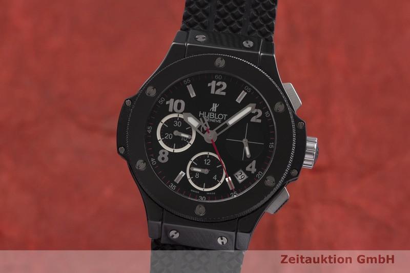 gebrauchte Luxusuhr Hublot Big Bang Chronograph Keramik / Titan Automatik Kal. ETA 2892-2 Ref. 342.CX.130  | 2000375 _0