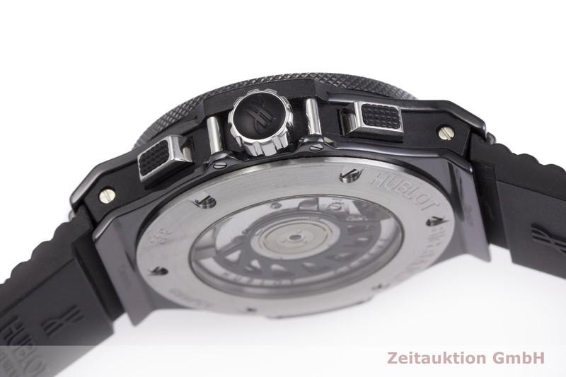 gebrauchte Luxusuhr Hublot Big Bang Chronograph Keramik / Titan Automatik Kal. ETA 2892-2 Ref. 342.CX.130  | 2000375 _1