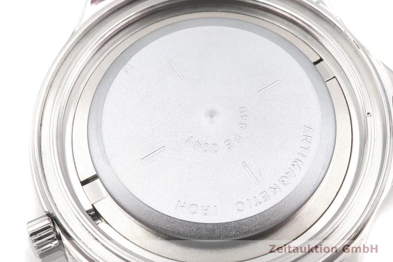 gebrauchte Luxusuhr Omega Seamaster Stahl Automatik Kal. 1120 Ref. 168.1626 LIMITED EDITION   2000421 _1