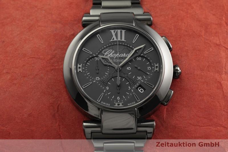 gebrauchte Luxusuhr Chopard Imperiale Chronograph Stahl Automatik Kal. ETA 2824-2 Ref. 8549    2000453 _1