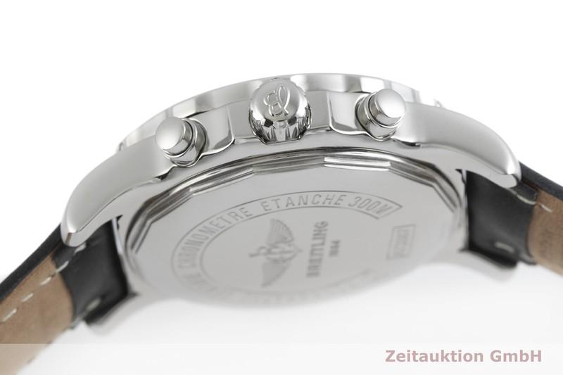 gebrauchte Luxusuhr Breitling Colt Chronograph Stahl Quarz Kal. B73, ETA 251.233 Ref. A73387  | 2000460 _0