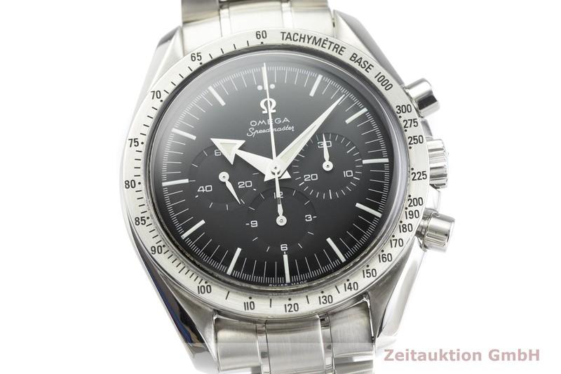 reloj de lujo usados Omega Speedmaster cronógrafo acero cuerda manual Kal. 1861 Ref. 145.0222, 345.0222  | 2000476 _0