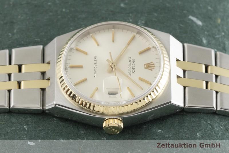 gebrauchte Luxusuhr Rolex Datejust Stahl / Gold Quarz Kal. 5035 Ref. 17013 VINTAGE  | 2000478 _0