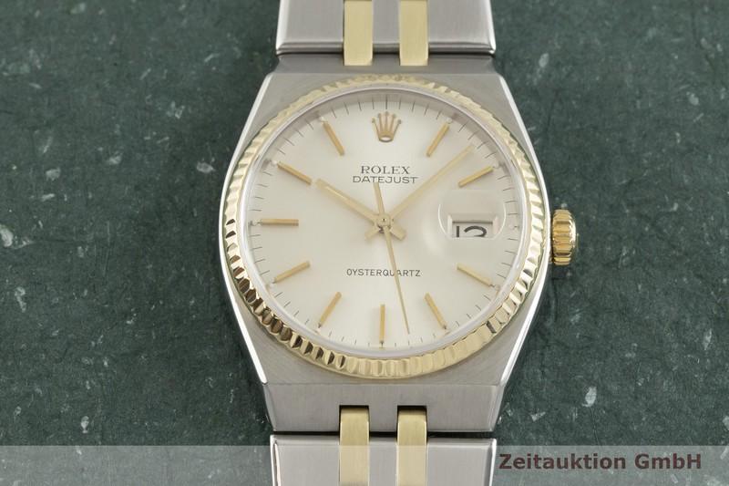 gebrauchte Luxusuhr Rolex Datejust Stahl / Gold Quarz Kal. 5035 Ref. 17013 VINTAGE  | 2000478 _1