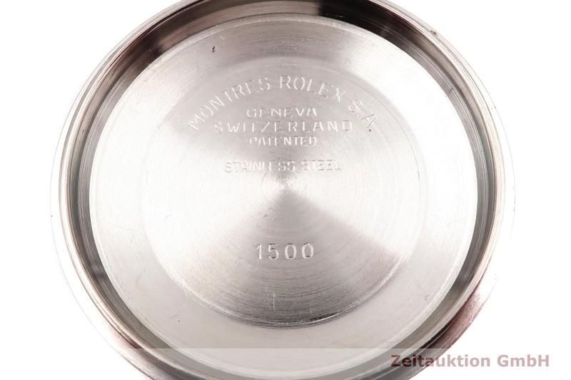 gebrauchte Luxusuhr Rolex Date Stahl / Gold Automatik Kal. 1570 Ref. 1500 VINTAGE  | 2000497 _1