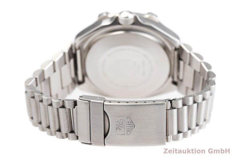 gebrauchte Luxusuhr Tag Heuer Professional Stahl Automatik Kal. 2.90, ETA 2824-2 Ref. 840.006  | 2000503 _1