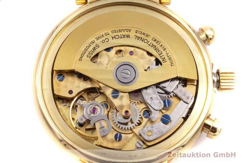 gebrauchte Luxusuhr IWC Da Vinci Chronograph 18k Gold Automatik Kal. C.7906 Ref. 3750  | 2000511 _0