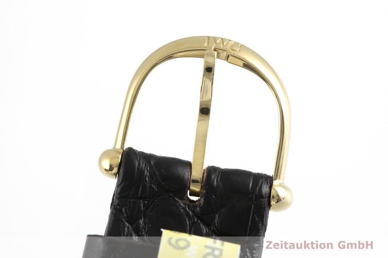 gebrauchte Luxusuhr IWC Da Vinci Chronograph 18k Gold Automatik Kal. C.7906 Ref. 3750  | 2000511 _1