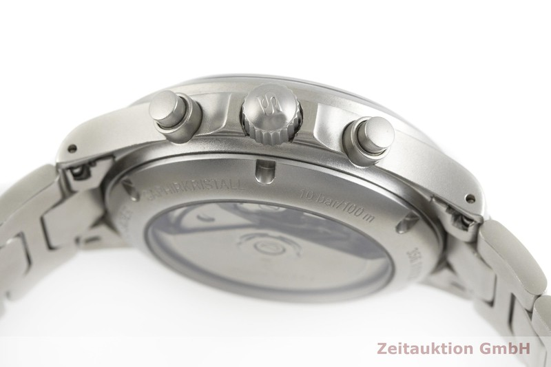 gebrauchte Luxusuhr Sinn 356 Chronograph Stahl Automatik Kal. ETA 7750 Ref. 356  | 2000525 _0