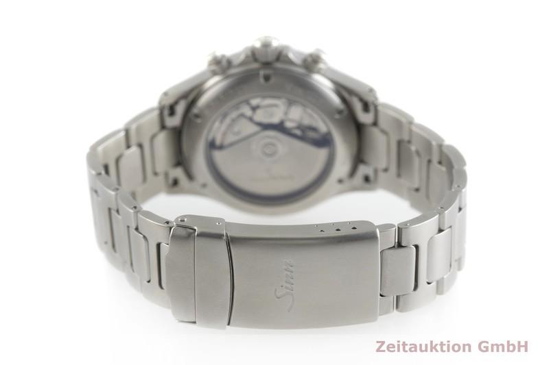gebrauchte Luxusuhr Sinn 356 Chronograph Stahl Automatik Kal. ETA 7750 Ref. 356  | 2000525 _1