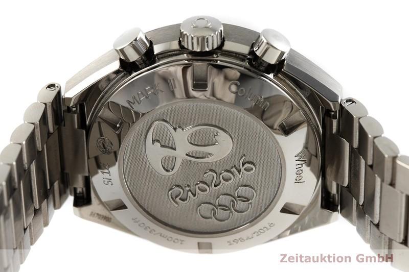 gebrauchte Luxusuhr Omega Speedmaster Chronograph Stahl Automatik Kal. 3330 Ref. 522.10.43.50.01.001 LIMITED EDITION | 2000530 _0