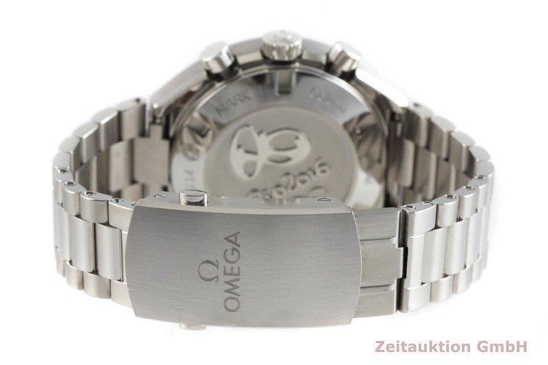gebrauchte Luxusuhr Omega Speedmaster Chronograph Stahl Automatik Kal. 3330 Ref. 522.10.43.50.01.001 LIMITED EDITION | 2000530 _1