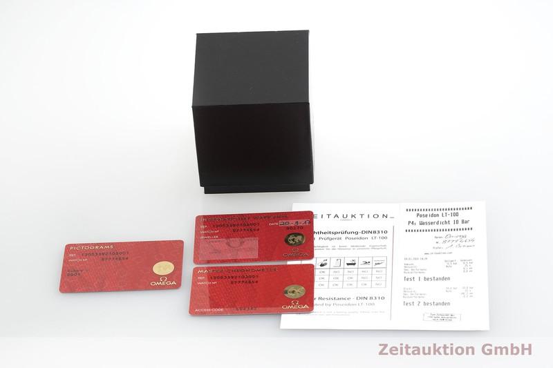 gebrauchte Luxusuhr Omega Constellation 18k Rotgold Automatik Kal. 8901 Ref. 13053392102001  | 2000532 _0