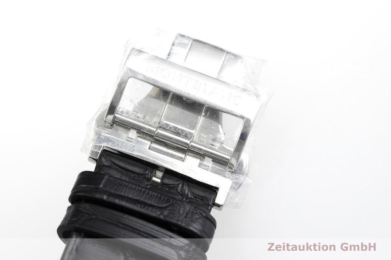 gebrauchte Luxusuhr Montblanc 4810 Dual Time Stahl Automatik Kal. SW300-1 Ref. 7393  | 2000541 _0
