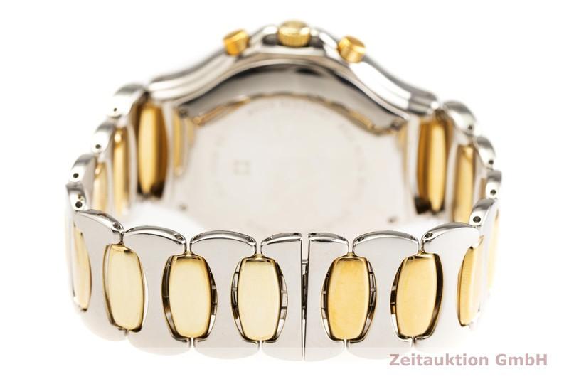 gebrauchte Luxusuhr Zenith Academy Chronograph Stahl vergoldet Automatik Kal. 410 Ref. 59.6000.410    2000547 _1