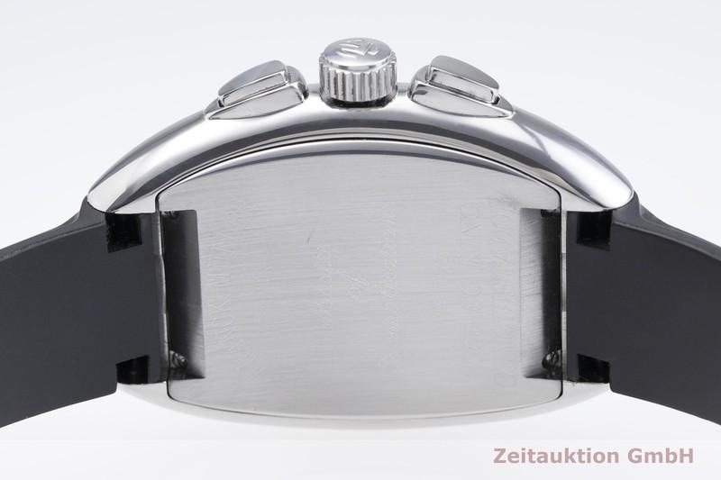 gebrauchte Luxusuhr Franck Muller Conquistador Chronograph Stahl Automatik Kal. 7002 Ref. 8005CCKING  | 2000562 _0