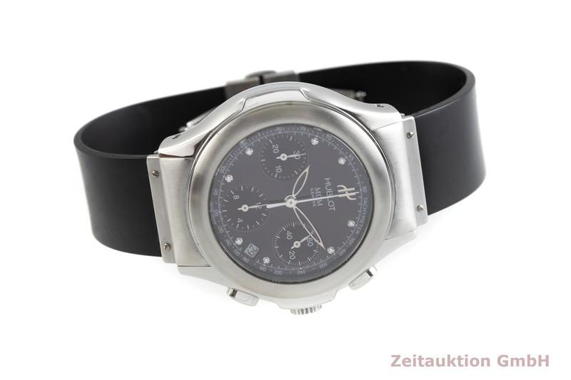 une montre de luxe d