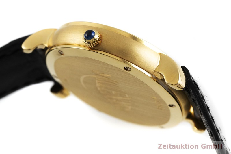 gebrauchte Luxusuhr Audemars Piguet Millenary 18k Gold Automatik Kal. 2129 Ref. 25778  | 2000605 _0