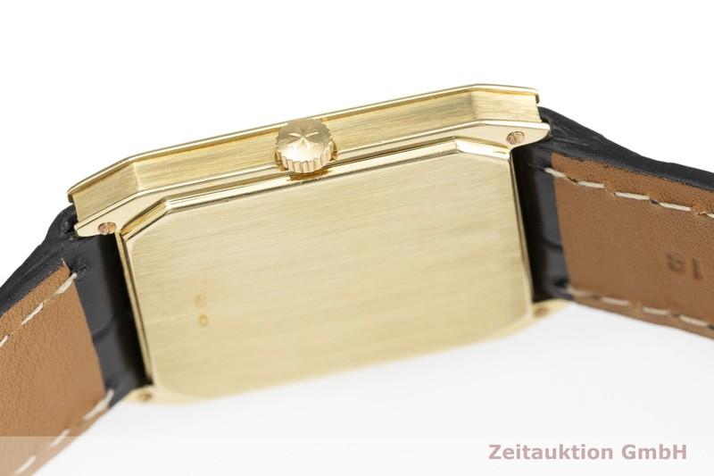 gebrauchte Luxusuhr Vacheron & Constantin Square Tank 18k Gold Handaufzug Kal. 1015 Ref. 39201 VINTAGE  | 2000606 _0