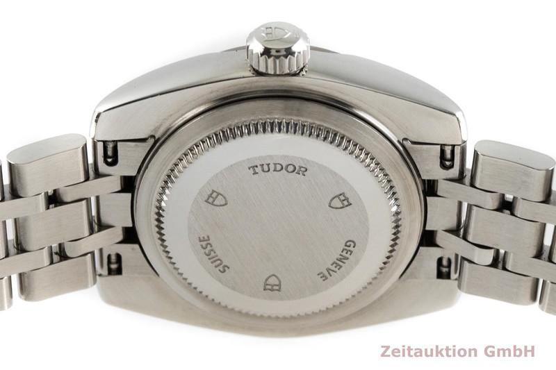 gebrauchte Luxusuhr Tudor Classic Date Stahl Automatik Kal. ETA 2671 Ref. 22010  | 2000638 _0