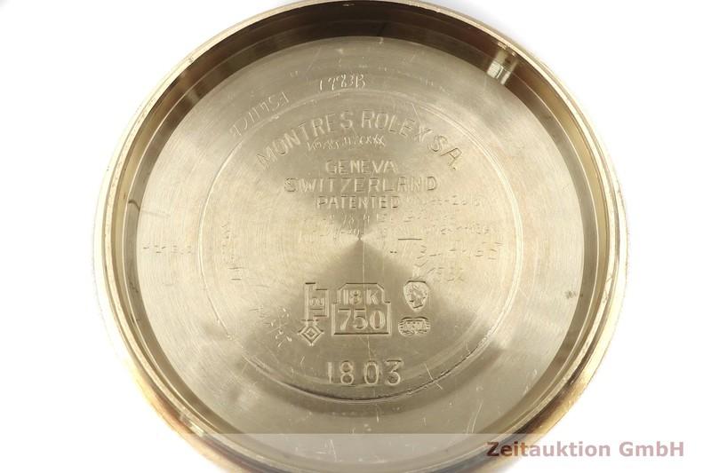 gebrauchte Luxusuhr Rolex Day-Date 18k Gold Automatik Kal. 1556 Ref. 1803 VINTAGE  | 2000641 _0