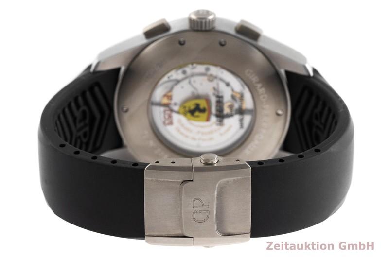 gebrauchte Luxusuhr Girard Perregaux Ferrari Chronograph Titan Automatik Kal. 3387 Ref. 49800  | 2000643 _1