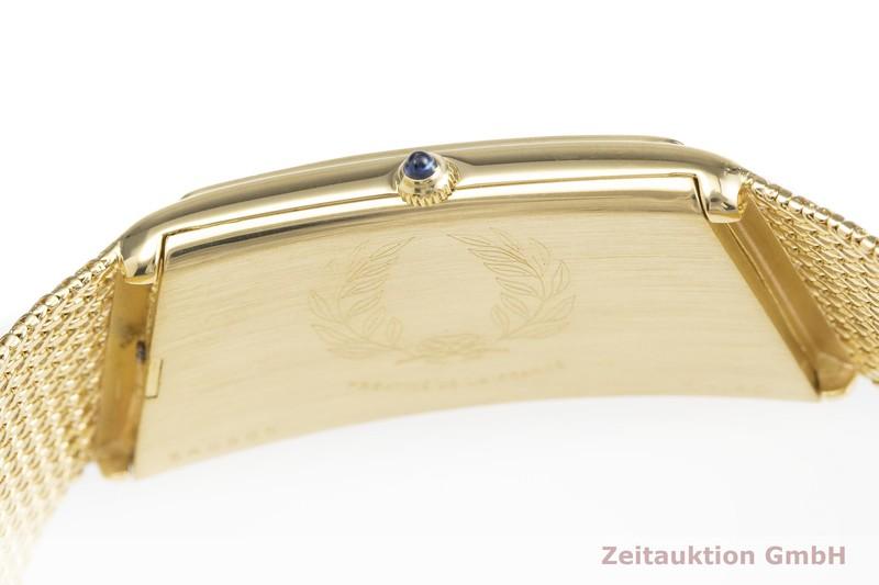 gebrauchte Luxusuhr Vacheron & Constantin Prestige De La France 18k Gold Handaufzug Kal. 1052 Ref. 35202    2000646 _1