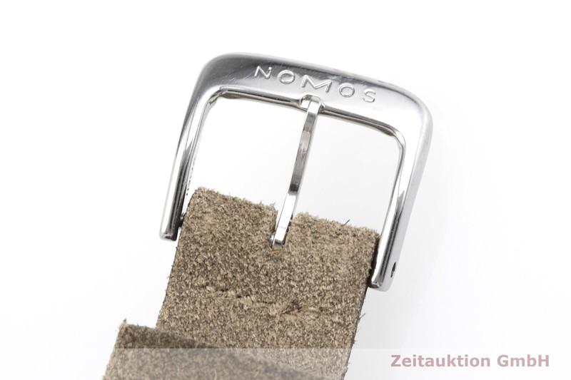 gebrauchte Luxusuhr Nomos Tangente Stahl Handaufzug Kal. Alpha LIMITED EDITION | 2000656 _1