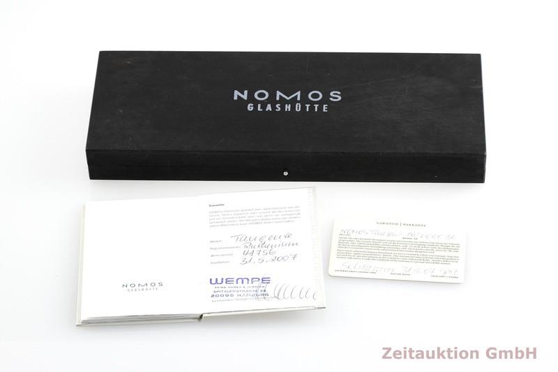 gebrauchte Luxusuhr Nomos Tangente Stahl Handaufzug Kal. Alpha  | 2000657 _0