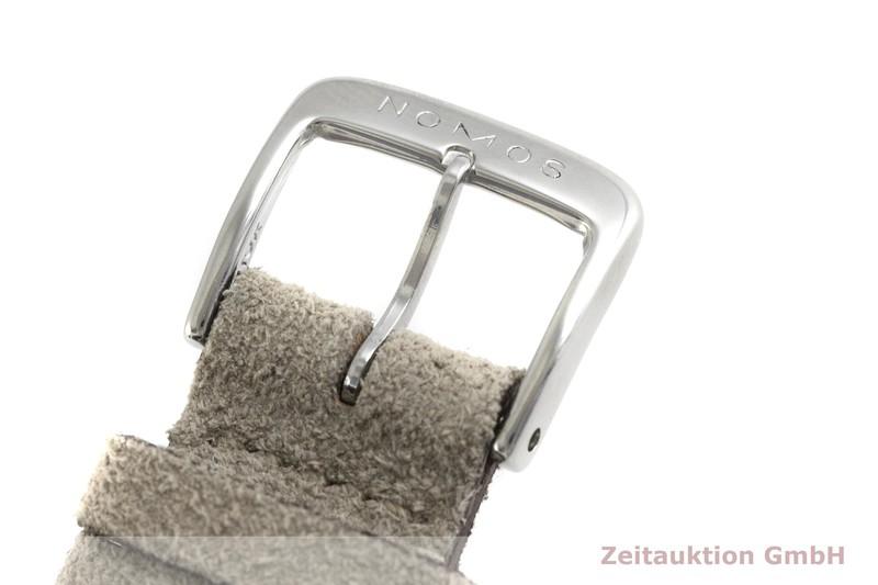 gebrauchte Luxusuhr Nomos Tangente Stahl Handaufzug Kal. Alpha  | 2000657 _1