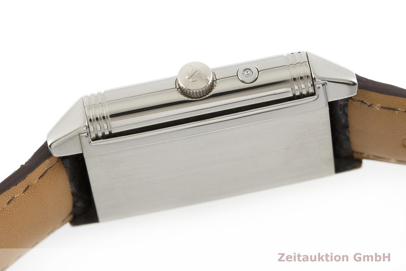 gebrauchte Luxusuhr Jaeger LeCoultre Reverso 18k Weissgold Handaufzug Kal. 854 Ref. 270.3.54  | 2000671 _0