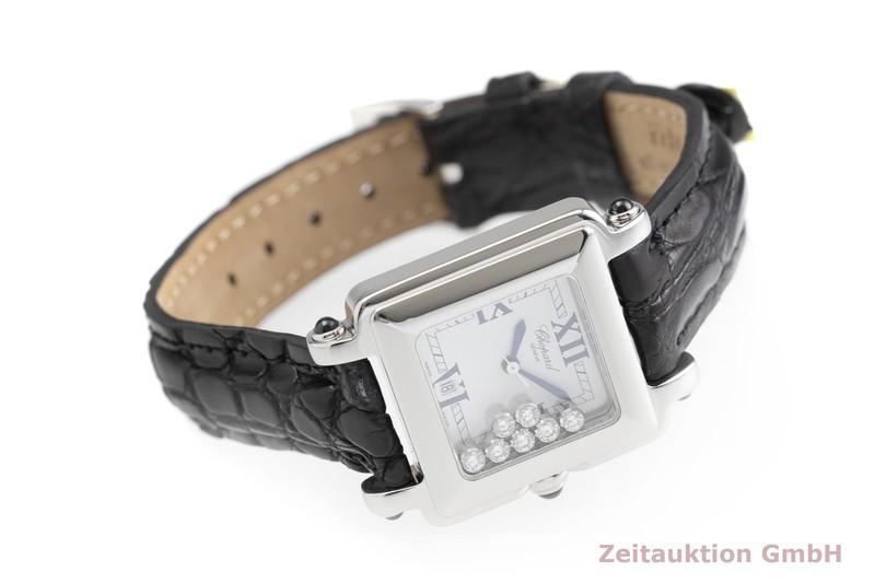 gebrauchte Luxusuhr Chopard Happy Sport Stahl Quarz Kal. ETA 956.112 Ref. 8325  | 2000676 _0