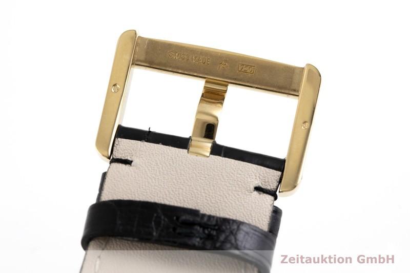 gebrauchte Luxusuhr Cartier Tank Divan 18k Gold Quarz Kal. 690 Ref. 2602  | 2000682 _1