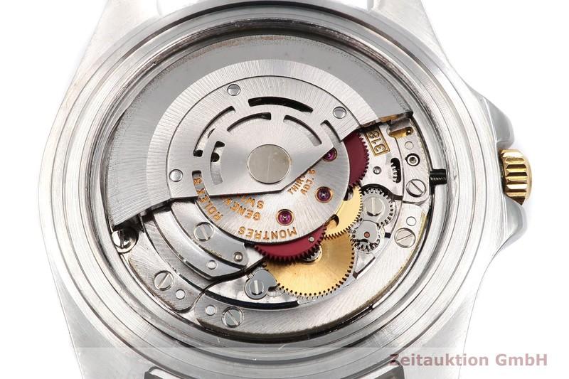gebrauchte Luxusuhr Rolex GMT Master II Stahl / Gold Automatik Kal. 3185 Ref. 16713  | 2000726 _0