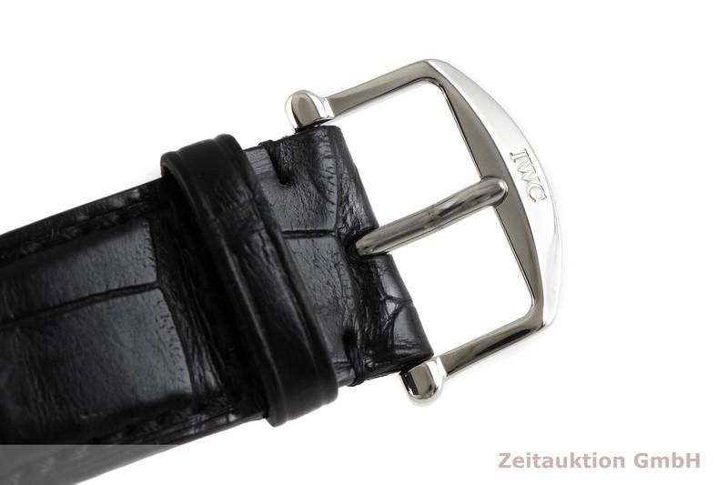 gebrauchte Luxusuhr IWC Portofino Stahl Handaufzug Kal. C.98800 Ref. IWA33776, IW544801  | 2000741 _1