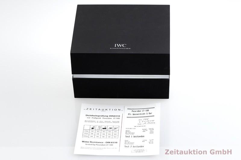 gebrauchte Luxusuhr IWC Mark XVIII Stahl Automatik Kal. C.30110 Ref. 3270    2000769 _0