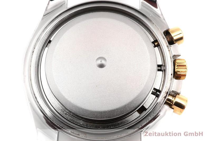 gebrauchte Luxusuhr Omega Speedmaster Moonwatch Chronograph Stahl / Gold Handaufzug Kal. 861 Ref. DD145.022 LIMITED EDITION | 2000785 _1