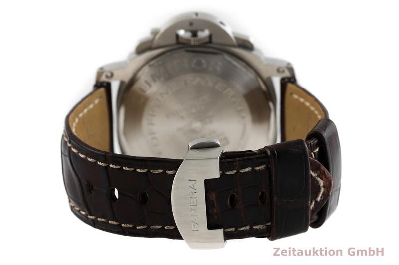 gebrauchte Luxusuhr Panerai Luminor Chrono Daylight Chronograph Stahl Automatik Kal. OPXII, ETA 7753 Ref. PAM00250  | 2000788 _1