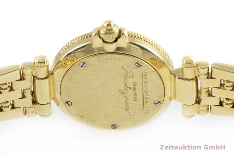 gebrauchte Luxusuhr Jaeger LeCoultre Rendesvous 18k Gold Quarz Kal. 601 Ref. 441.1.01  | 2000798 _0