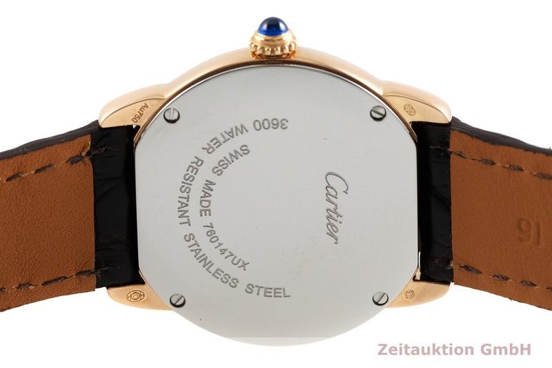 gebrauchte Luxusuhr Cartier Montre Louis 18k Rotgold Quarz Kal. 690 Ref. 3600  | 2000827 _0