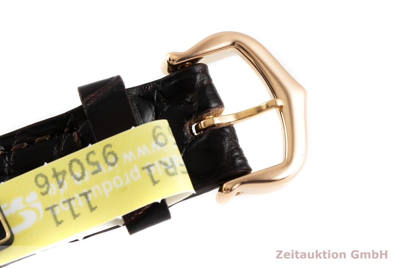 gebrauchte Luxusuhr Cartier Montre Louis 18k Rotgold Quarz Kal. 690 Ref. 3600  | 2000827 _1