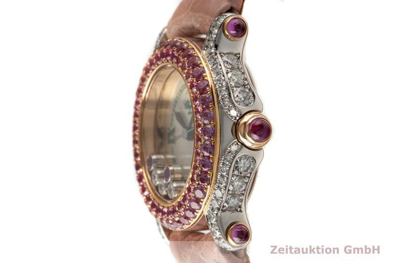 gebrauchte Luxusuhr Chopard Happy Sport 18k Weissgold Quarz Kal. ETA 956.102 Ref. 4142, 27/6457-42  | 2000850 _0