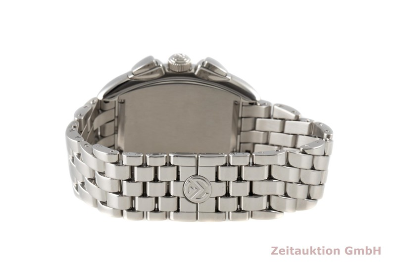 gebrauchte Luxusuhr Franck Muller Conquistador Chronograph Stahl Automatik Kal. 1185 Ref. 8002CC    2000875 _1