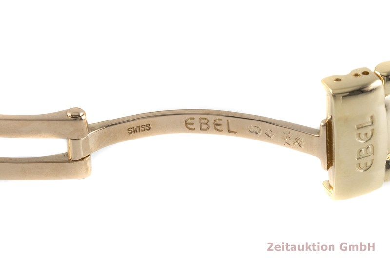 gebrauchte Luxusuhr Ebel Beluga 18k Gold Quarz Kal. 157 Ref. E8157428-40  | 2000897 _1