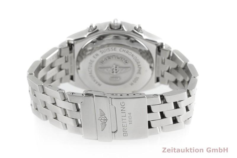 gebrauchte Luxusuhr Breitling Chronomat Chronograph Stahl Automatik Kal. B13, ETA 7750 Ref. A13050.1  | 2000915 _1