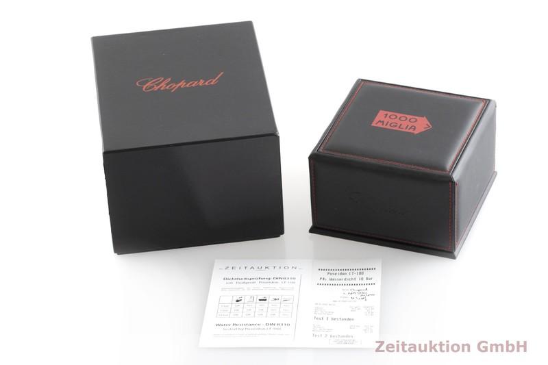 gebrauchte Luxusuhr Chopard Gran Turismo 18k Gold Automatik Kal. ETA A07111 Ref. 16/1266 LIMITED EDITION | 2000942 _0