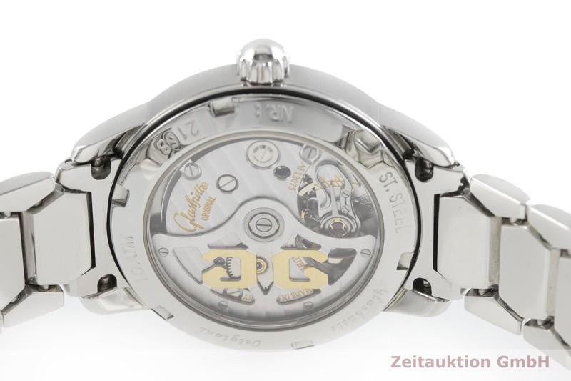 gebrauchte Luxusuhr Glashütte Lady Sport Stahl Automatik Kal. 39  | 2000999 _0