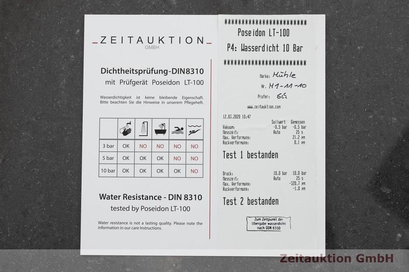 gebrauchte Luxusuhr Mühle Robert Mühle Stahl Handaufzug Kal. RMK01 Ref. M1-11-10 LIMITED EDITION | 2001028 _1