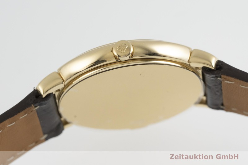 gebrauchte Luxusuhr Rolex Cellini 18k Gold Quarz Kal. 6620 Ref. 6622, 293400  | 2001052 _0